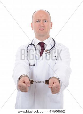 Malpractice By  A Doctor