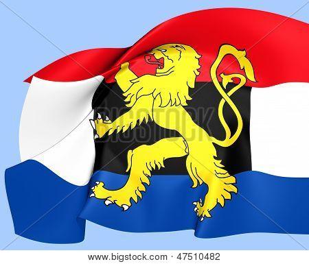 Flag Of Benelux