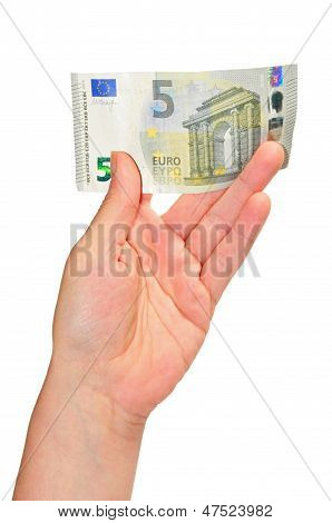 Euros And Hands