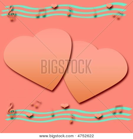 Music Lover Scrapbook Page