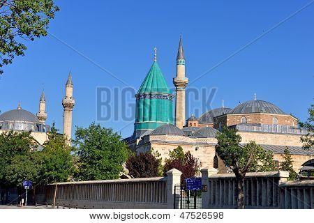 Mevlana - Sufi Center In Konya