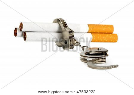 Stop Smoking Zigarette