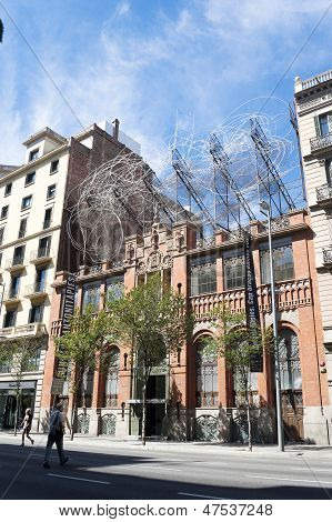Tapies Founation Barcelona