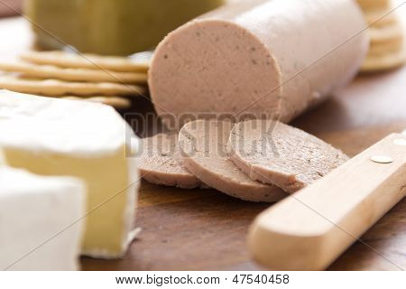 Liverwurst And Camembert
