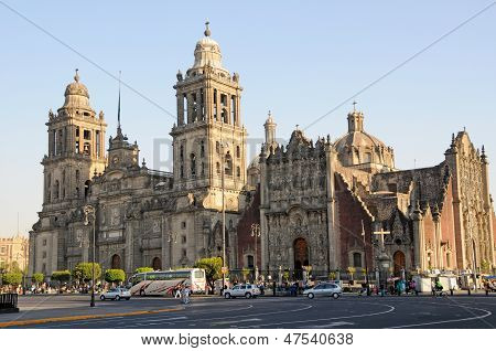Catedral, México