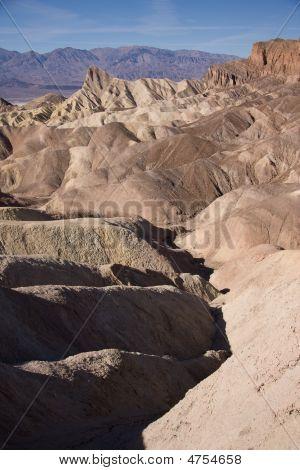 Death Valley's Zabriske Point