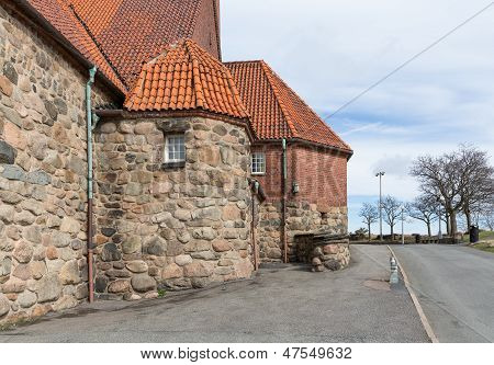 Masthuggskyrkan Church At Goteborg In Sweden