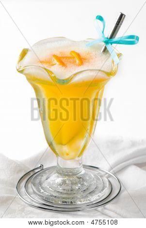 Fizzy Orange Dessert