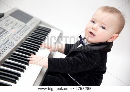 Músico poco