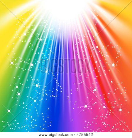 Light Of The Rainbow