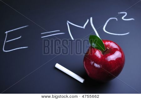 Apple And Einstein Formula