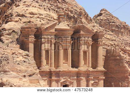 The Monastery, Petra (9)