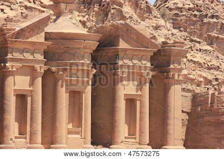 O mosteiro, Petra (4)