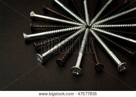 Radial Screws