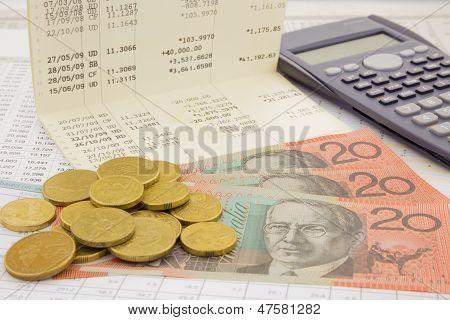Währung und Papiergeld von Australien