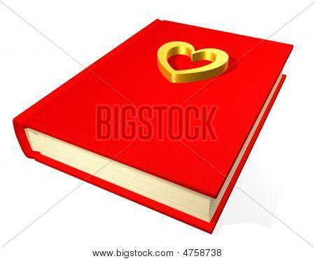 Red teenage diary