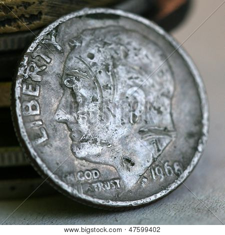 old coins, usa dollar