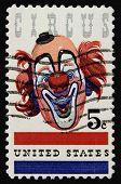 Circus Clown 1966