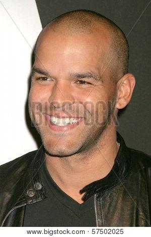 Amaury Nolasco  at the