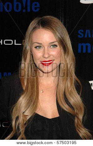 Lauren Conrad  at the Samsung Behold ll Premiere Launch Party, Blvd. 3, Hollywood, CA. 11-18-09