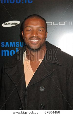Roger R. Cross at the Samsung Behold ll Premiere Launch Party, Blvd. 3, Hollywood, CA. 11-18-09