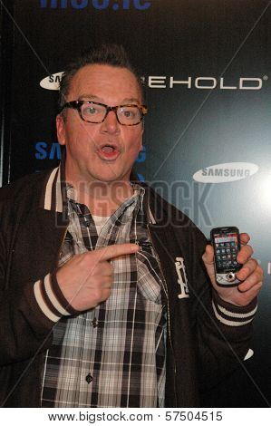 Tom Arnold at the Samsung Behold ll Premiere Launch Party, Blvd. 3, Hollywood, CA. 11-18-09