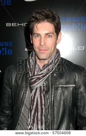 Jordan Belfi at the Samsung Behold ll Premiere Launch Party, Blvd. 3, Hollywood, CA. 11-18-09