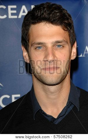 Justin Bartha at the 2009 Oceana Annual Partners Award Gala, Private Residence, Los Angeles, CA. 11-20-09