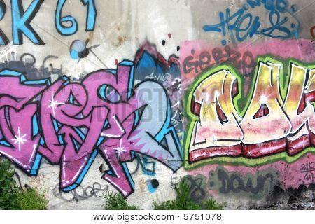 Graffiti Series