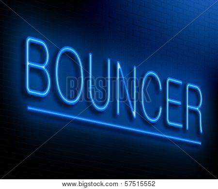 Bouncer Concept.