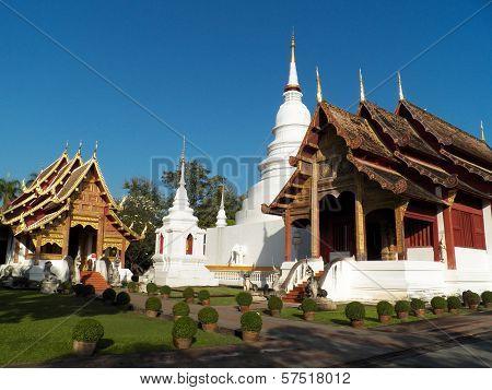 Wat Phra Singh Woramahaviharn