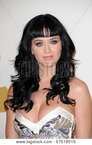 Katy Perry  at The GRAMMY Nominations Concert Live!, Club Nokia, Los Angeles, CA.  12-02-09