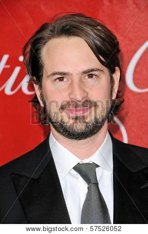 Mark Boal at the 2010 Palm Springs International Film Festival Awards Gala, Palm Springs Convention Center, Palm Springs, CA. 01-05-10