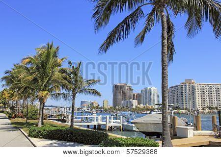 Intracoastal Waterfront