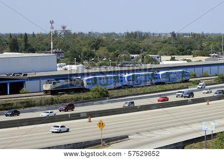 Tri-rail Transportation