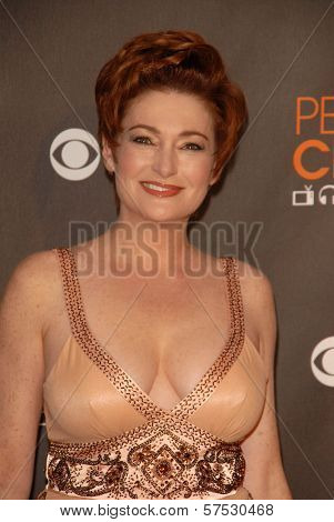 Caroline Hennessy at the arrivals for the 2010 People's Choice Awards, Nokia Theater L.A. Live, Los Angeles, CA. 01-06-10