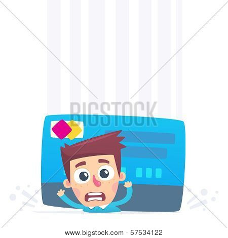 Problems with credit card