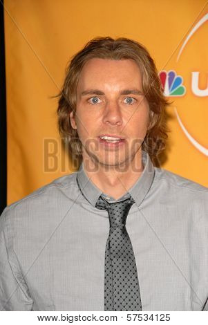 Dax Shepard at NBC Universal's Press Tour Cocktail Party, Langham Hotel, Pasadena, CA. 01-10-10