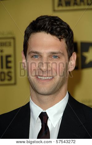 Justin Bartha  at the 15th Annual Critic's Choice Awards, Hollywood Palladium, Hollywood, CA. 01-15-10