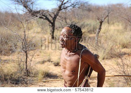 Nharo Bushman