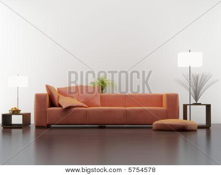 ambiente interior moderno
