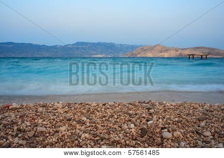 Baska, Croatia