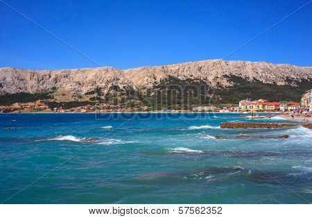 Baska, Croatia