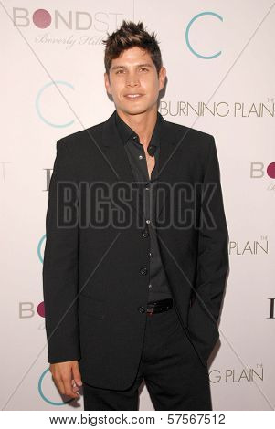 J.D. Pardo at the Los Angeles Premiere of 'Burning Plain'. Bond Street, Beverly Hills, CA. 09-14-09