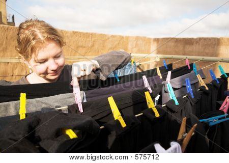 Washing #1