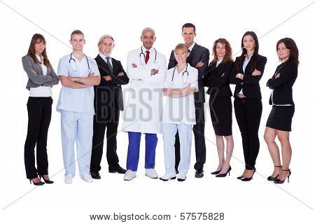 Hospital Staff Group