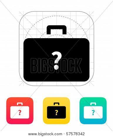 Secret case icon.