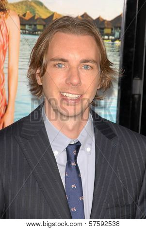 Dax Shepard at the Los Angeles Premiere of 'Couples Retreat'. Mann's Village Theatre, Westwood, CA. 10-05-09