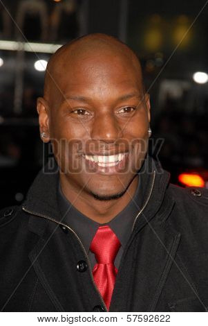 Tyrese Gibson at the Los Angeles Premiere of 'Law Abiding Citizen'. Grauman's Chinese Theatre, Hollywood, CA. 10-06-09