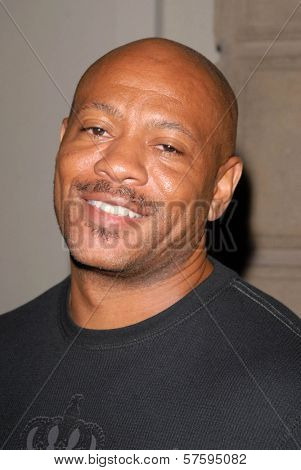 Maurice Greene at the Silver Star Casting Company Spring 2010 Collection Debut Party. Social Hollywood, Hollywood, CA. 10-12-09
